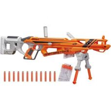 Бластер NERF N-Strike Elite AccuStrike RaptorStrike некомплект