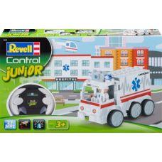 Машина скорой помощи на радиоуправлении Revell Control Junior 23013