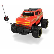 Машина на ру rc red thunder dickie toys