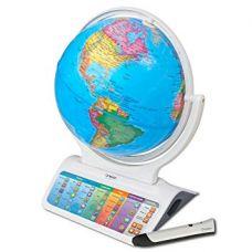 Интерактивный обучающий глобус Oregon Scientific Smart Globe Infinity немецкий язык без упаковки