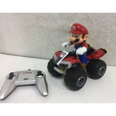 Марио на пульте управления Марио Carrera RC