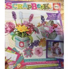 Набор для творчества Educa Scrapbook Crea tus Flores
