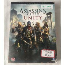 Книга-руководство по игре Assassins Creed Unity