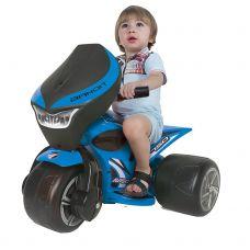 Электро трицикл Avigo Bandit Trimoto синий