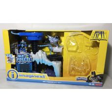 Игровая площадка Imaginext Mr. Freeze Headquarters Fisher Price уценка