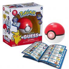Шар-угадайка Покемоны Pokemon Trainer Guess Kanto Edition