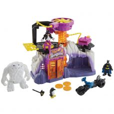 Логово Пингвина Imaginext Legends of Batman The Penguin Lair некомплект
