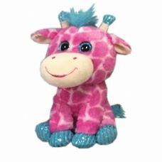 Мягкая игрушка Жираф Animal Alley Trendy Giraffe розовый