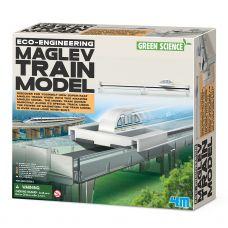 Магнитная модель поезда Maglev Train Model