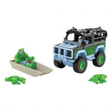 Машинка Imaginext Legends of Batman Killer Croc 4x4 некомплект