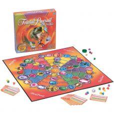 Настольная игра викторина Trivial Pursuit for Kids английский язык