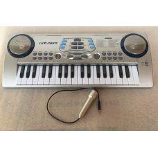 Клавиши 37 шт средние Play On серые