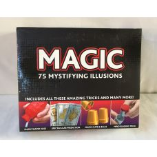 Набор фокусника Magic Hanky Panky 75 Mystifying Illusions