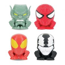 Фигурки мялки Человек паук Spider-Man vs Sinister 6 Mashems Series 1