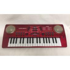 Клавиши 37 шт средние красные