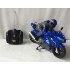 Мотоцикл на р/у Fast Lane Turbo Rider синий