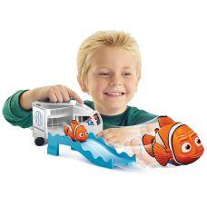 Горка для рыбки В поисках Дори Swigglefish Playset