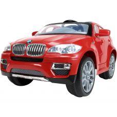 Электромашина Huffy BMW X6 6V красная