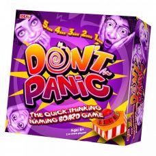 Настольная игра Don't Panic англ язык