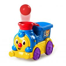 Паровозик Bright Starts Having a Ball Roll and Pop Train уценка