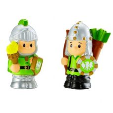 Фигурки Little People Green Knights Fisher Price