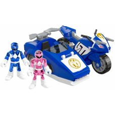 Боевой мотоцикл Imaginext Power Rangers Triceratops Battle Bike некомплект