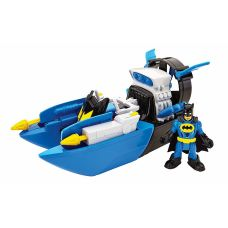 Катер Бэтмена Imaginext DC Super Friends Bat Boat некомплект