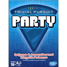 Игра настольная Trivial Pursuit Party Hasbro греч язык